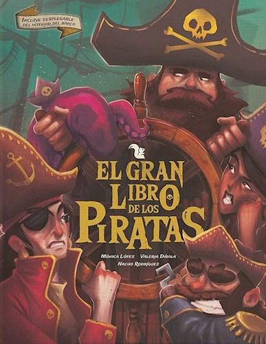 Libro El Gran Libro De Los Piratas