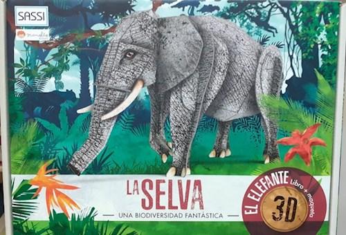 Libro La Selva : Elefante