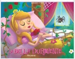 Libro Clasicos Pop Up - Bella Durmiente
