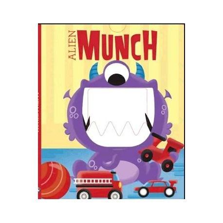 Libro Dientitos - Alien Munch