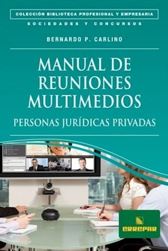 Libro Manual De Reuniones Multimedios