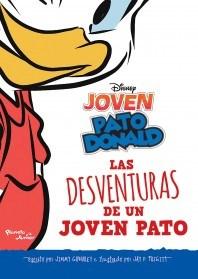 Libro Pato Donald  Las Desventuras De Un Joven Pato
