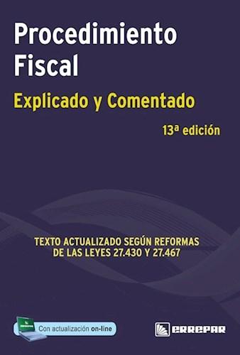 Libro Procedimiento Fiscal
