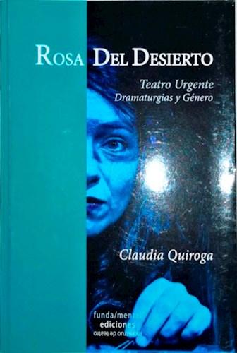 Libro Rosa Del Desierto