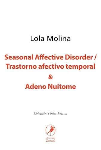 Libro Seasonal Affective Disorder / Trastorno Afectivo Temporal Y Adeno Nuitome