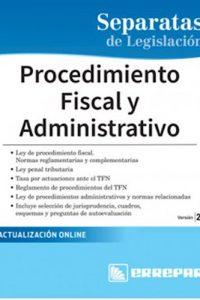 Descargar Separatas De Legislacion : Procedimiento Fiscal Y Administrativo