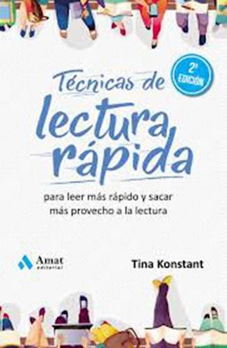 Libro Tecnicas De Lectura Rapida.
