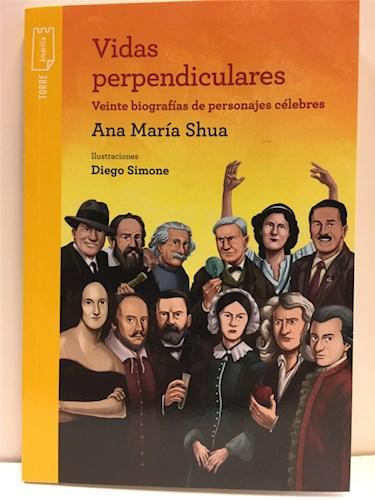 Libro Vidas Perpendiculares
