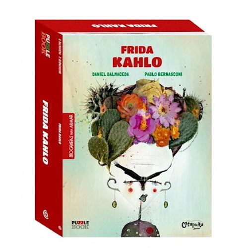Libro Biografa Para Armar: Frida Kahlo