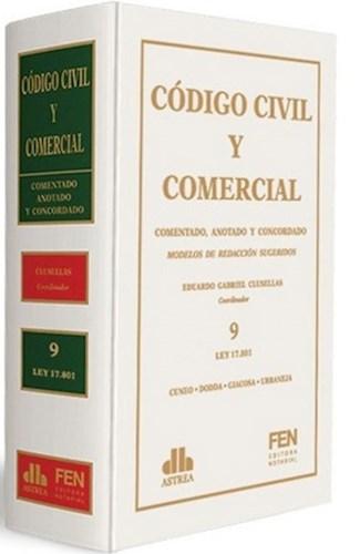 Libro Codigo Civil Y Comercial ( Tomo 9 )