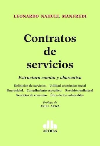 Libro Contratos De Servicios