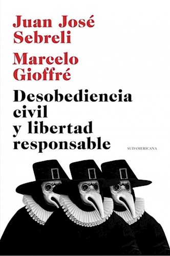 Libro Desobediencia Civil Y Libertad Responsable
