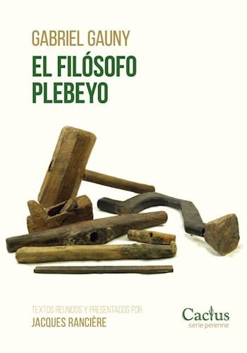 Libro El Filodofo Plebeyo