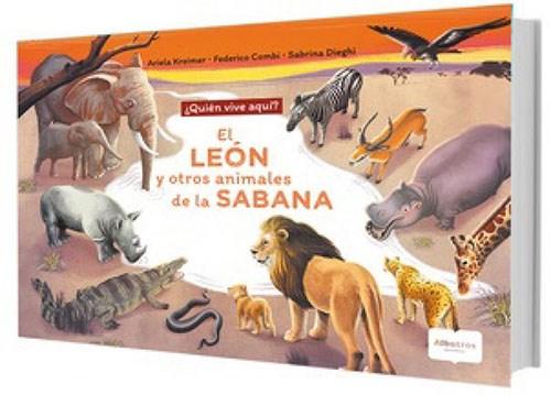 Libro El Leon Y Otros Animales De La Sabana