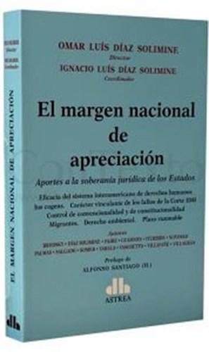 Libro El Margen Nacional De Apreciacion