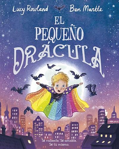 Libro El Pequeño Dracula