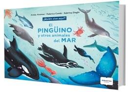 Libro El Pinguino Y Otros Animales Del Mar