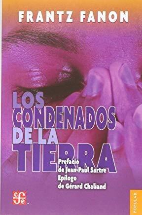 Libro Los Condenados De La Tierra.