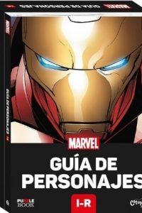 Descargar Marvel: Gua De Personajes I- R (Iron Man)