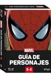 Descargar Marvel: Gua De Personajes S- Z (Spider Man)