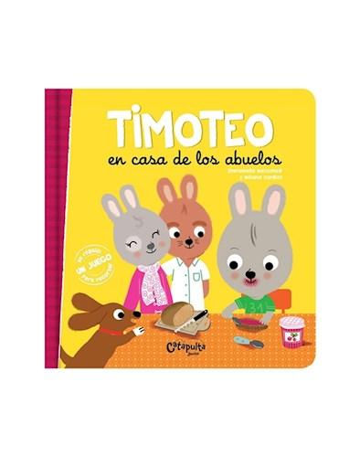 Libro Timoteo En Casa De Los Abuelos