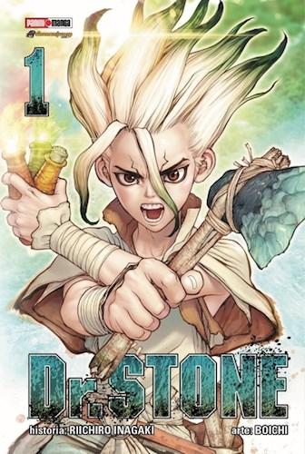Libro 1. Dr. Stone