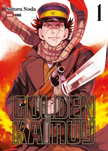 Libro 1. Golden Kamuy