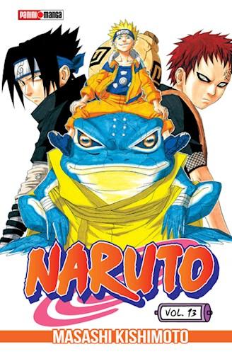 Libro 13. Naruto