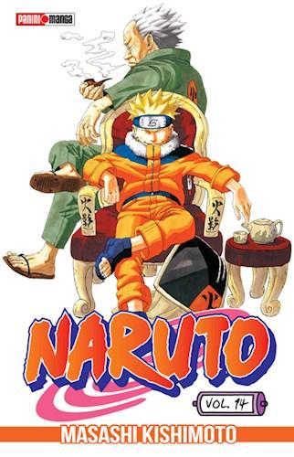 Libro 14. Naruto