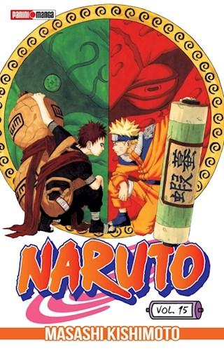 Libro 15. Naruto