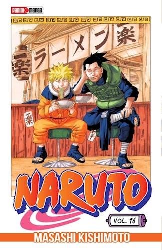 Libro 16. Naruto