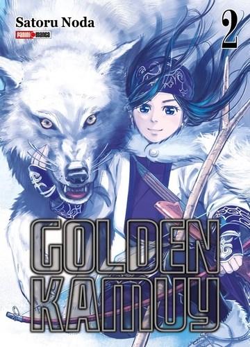 Libro 2. Golden Kamuy