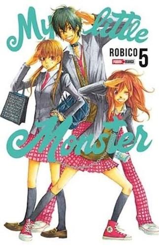 Libro 5. My Little Monster