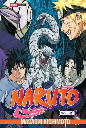 Libro 61. Naruto