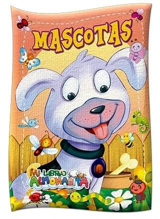 Libro Almohaditas - Mascotas