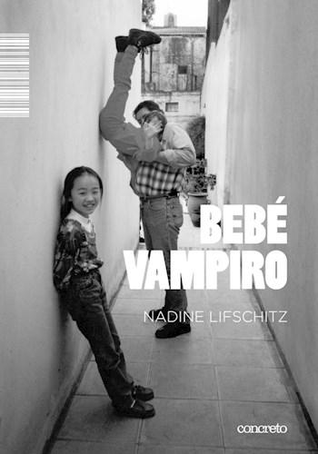 Libro Bebe Vampiro