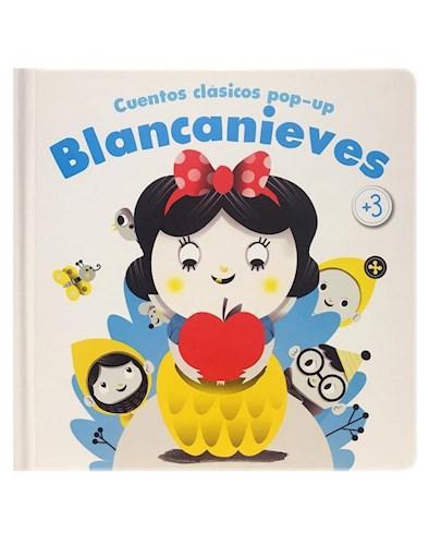 Libro Cuentos Clasicos Pop Up : Blancanieves