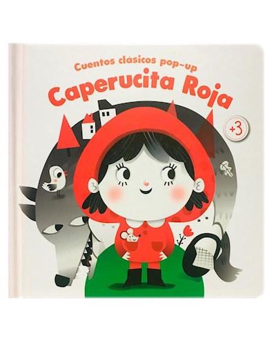 Libro Cuentos Clasicos Pop Up : Caperucita Roja