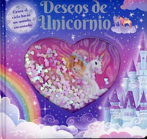 Libro Destellos Magicos - Deseos De Unicornio
