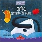 Libro Enrico , Cantante De Opera