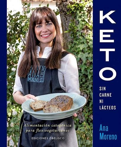 Libro Keto Sin Carne Ni Lacteos