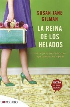 Libro La Reina De Los Helados