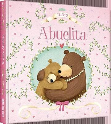 Libro Luna Azul Abrazos - Abuelita