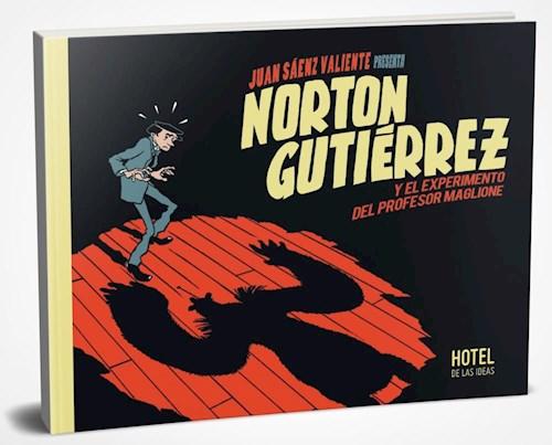 Libro Norton Gutierrez Y El Experimento Del Dr. Maglione