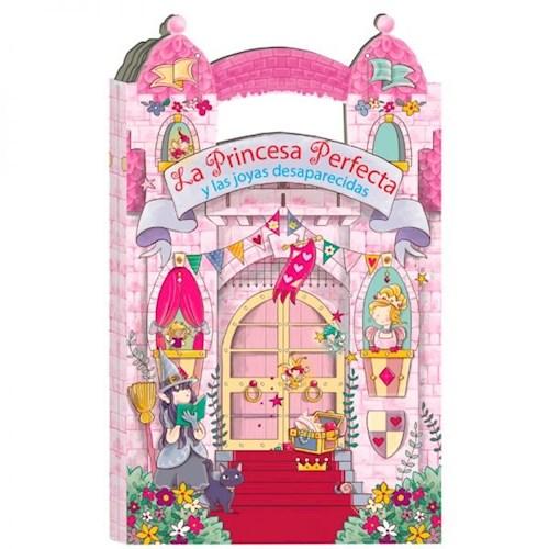 Libro Princesas Perfectas Joyas