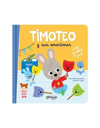 Libro Timoteo Y Sus Emociones