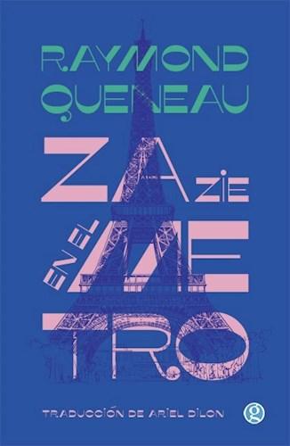 Libro Zazie En El Metro