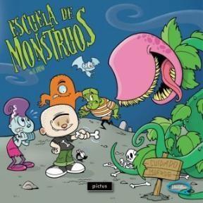 Libro 1. Escuela De Monstruos