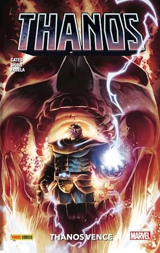 Libro 1. Thanos