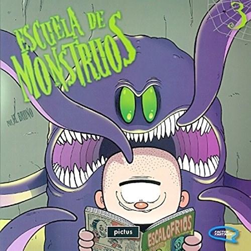Libro 3. Escuela De Monstruos